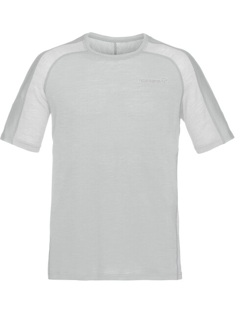 Norrøna Bitihorn Wool T-Shirt Men Drizzle